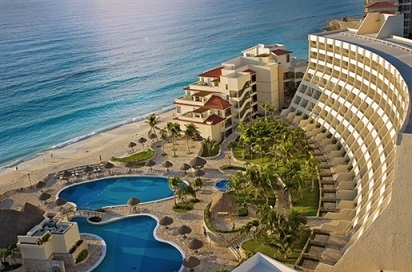 All Inclusive Resorts in Cancun for families - Gran Caribe Resort Cancun