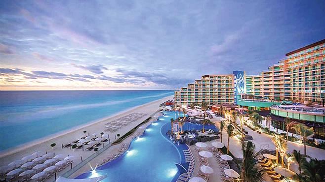 Find the Top 12 Kid-Friendly All Inclusive Resorts in Cancun - Hard Rock Hotel Cancun