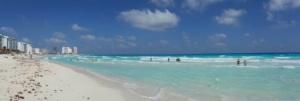 Playa Chac Mool -mejores playas en cancun