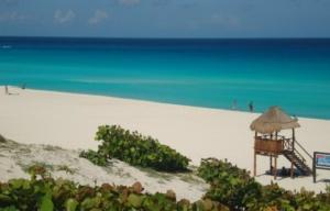 Playa Delfines-mejores playas en zona hotelera de cancun