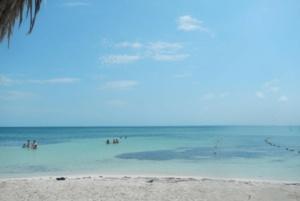 Playa Las Perlas-donde encontrar playas publicos en cancun