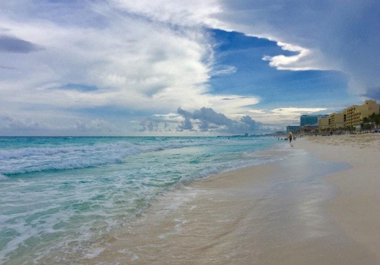 Playa Marlin-mejores playas en cancun