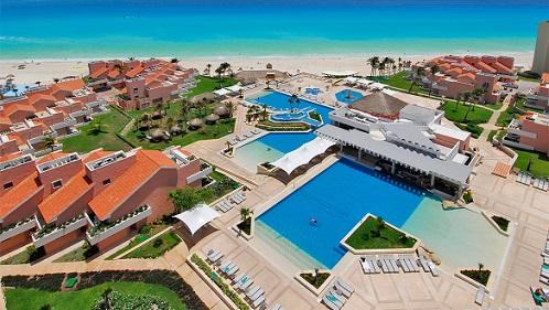 Top 12 Family-Friendly All-Inclusive Resorts in Cancun- Omni Cancun Resort & Villas