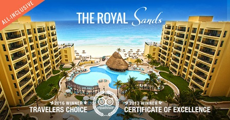 Top 12 Family-Friendly All-Inclusive Resorts in Cancun - Royal Sands Cancun