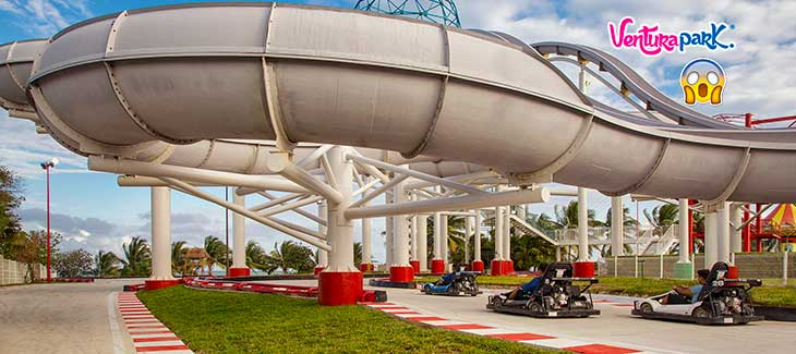 ¡Descubre el parque de diversiones más COMPLETO en Cancún!