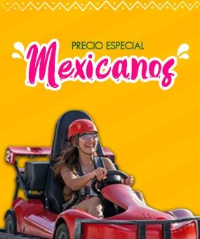 precio especial mexicanos