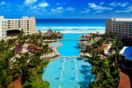 Hoteles todo incluido en Cancún 2018