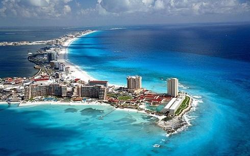 Playas en Cancún, porque debes venir a Cancún