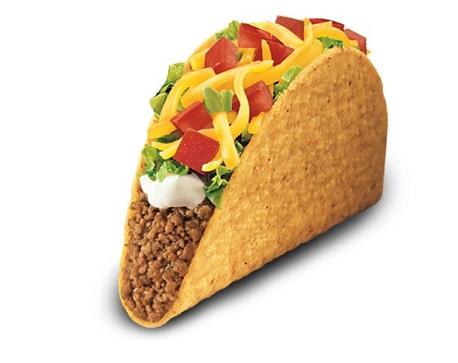 Taco falso - Tacos para probar en Cancún México