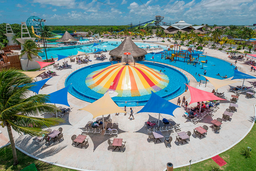 the best park in cancun for have fun in this paradise