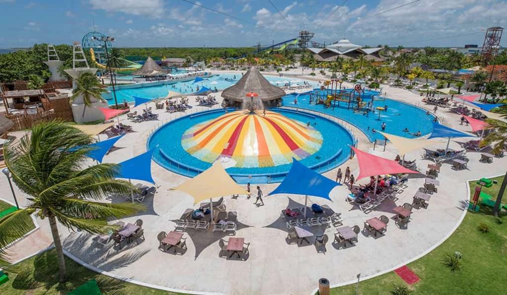 ventura park el mejor parque acuatico en cancun