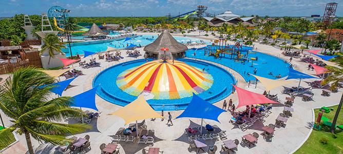 Wet'n Wild Amusement Park Cancun
