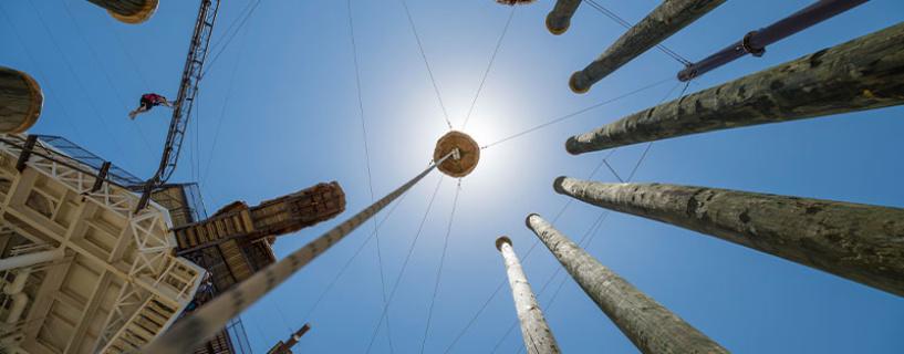 Bungee en Cancún y otras LOCAS actividades llenas de adrenalina (2021)